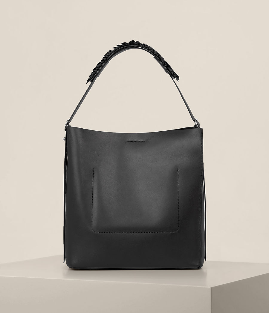 Damen Maya North South Tote (black) - Image 7