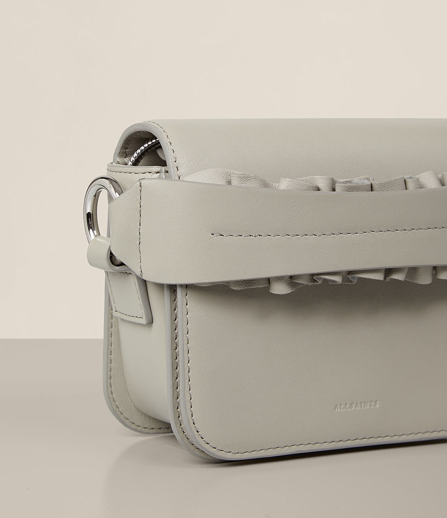 Women's Maya Clutch (light_cement_grey) - Image 3