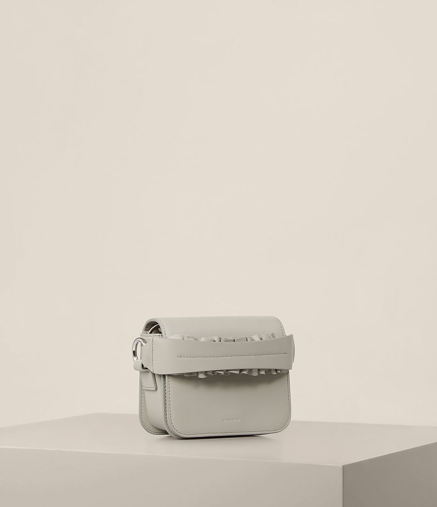 Women's Maya Clutch (light_cement_grey) - Image 5