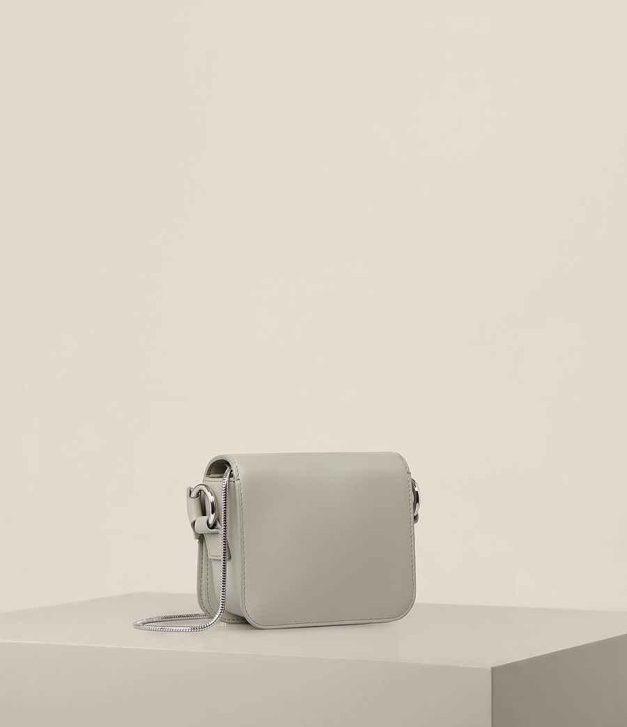 Women's Maya Clutch (light_cement_grey) - Image 8