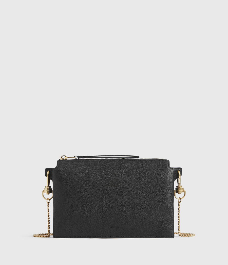 Damen Fletcher Crossbody Tasche (black) - Image 1