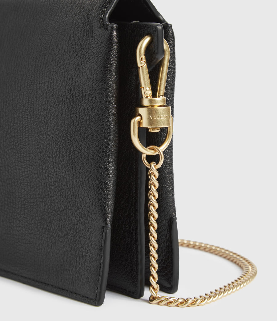 Damen Fletcher Crossbody Tasche (black) - Image 5