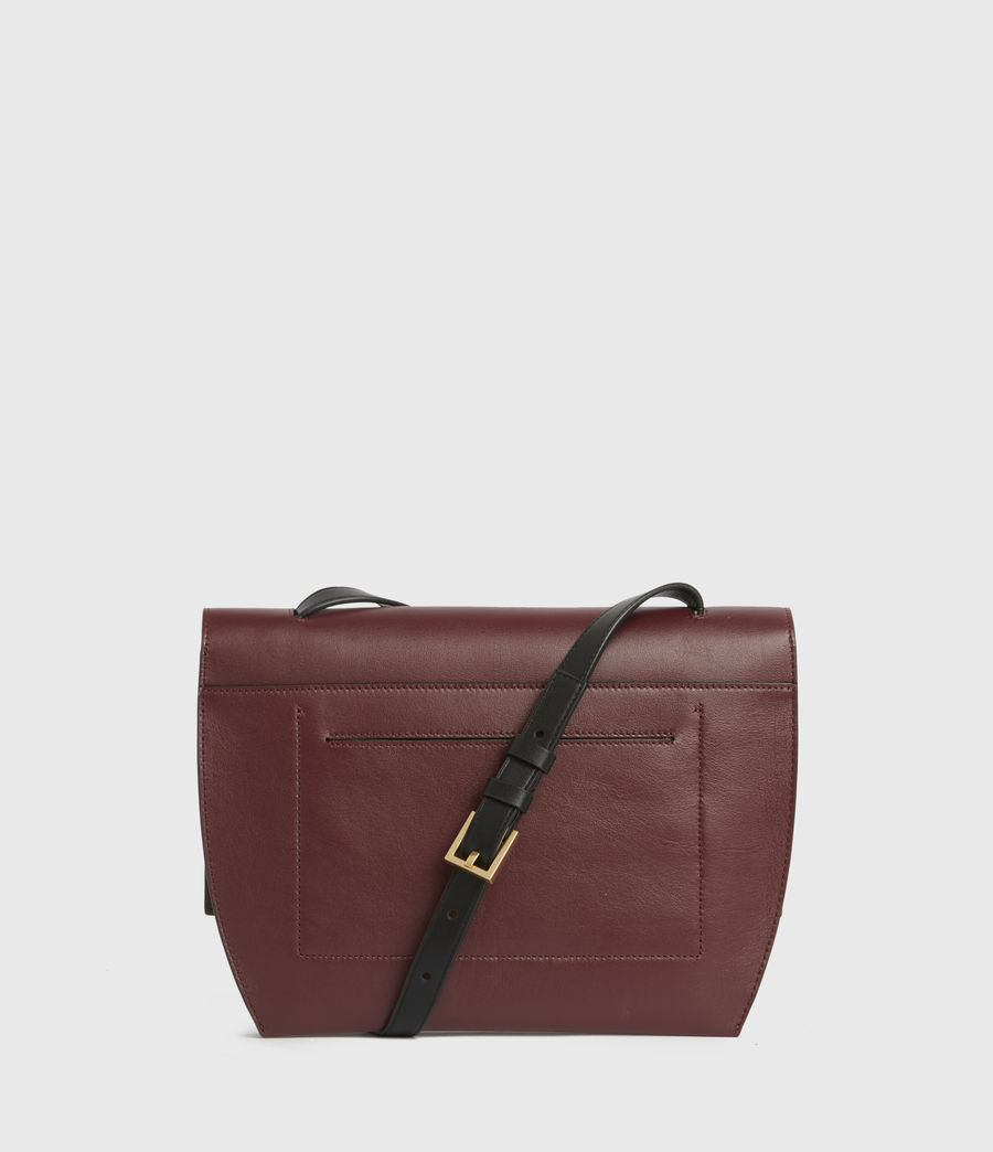 Damen Charterhouse Schultertasche (burnt_sienna_red) - Image 5