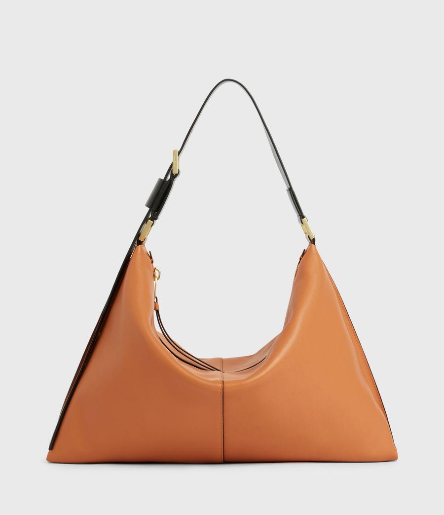 Femmes Edbury Leather Shoulder Bag (desert_tan) - Image 2
