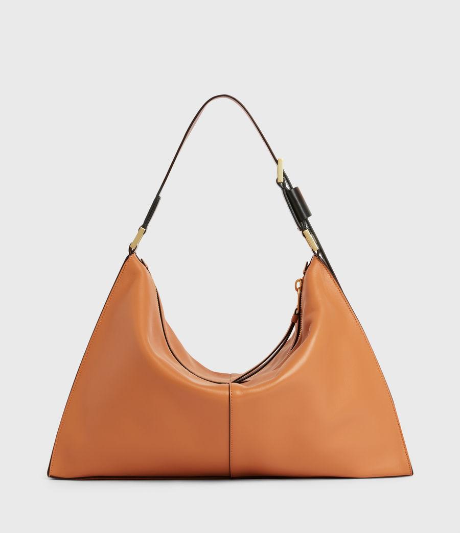Femmes Edbury Leather Shoulder Bag (desert_tan) - Image 7