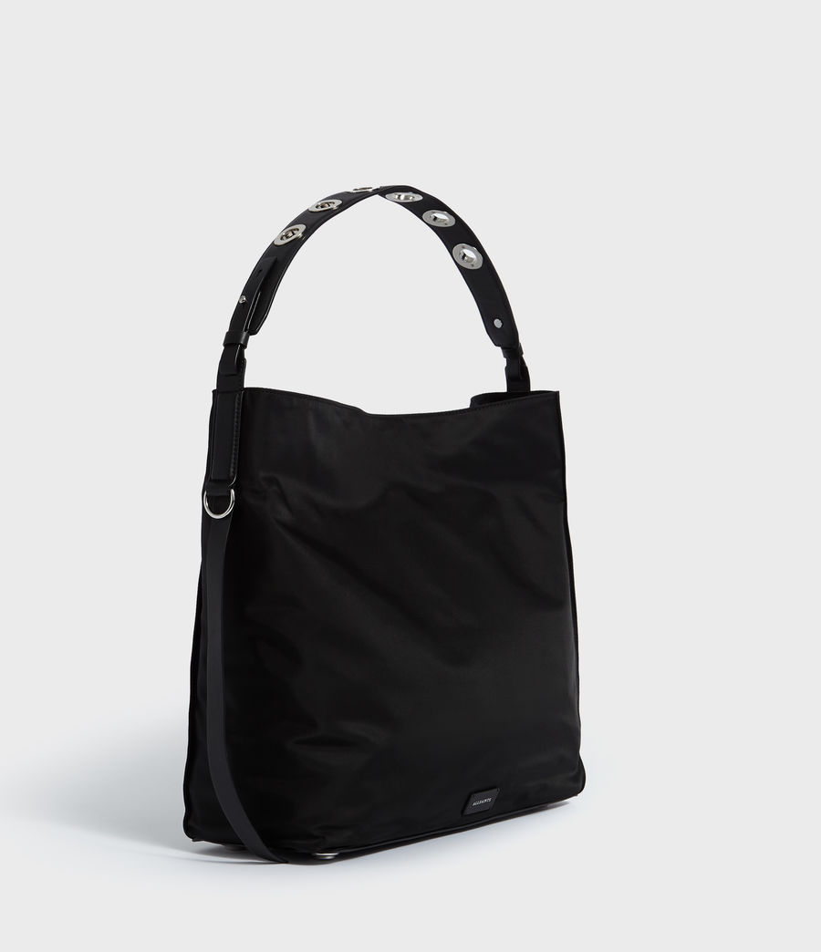 Womens Nilo North South Tote Bag (black) - Image 2