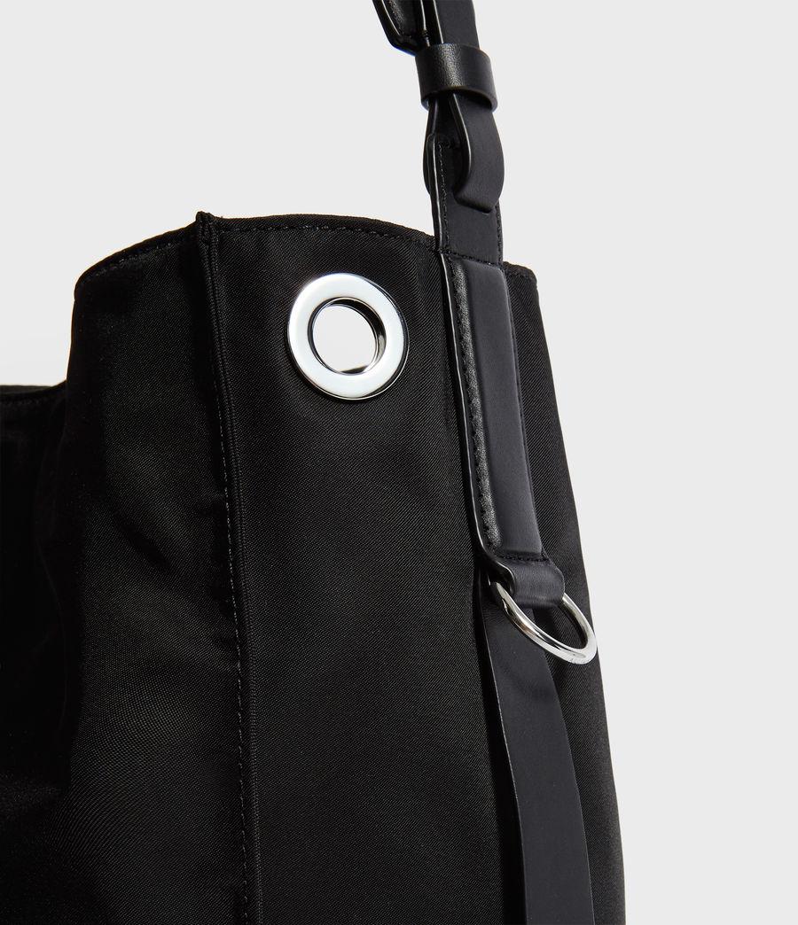 Womens Nilo North South Tote Bag (black) - Image 5