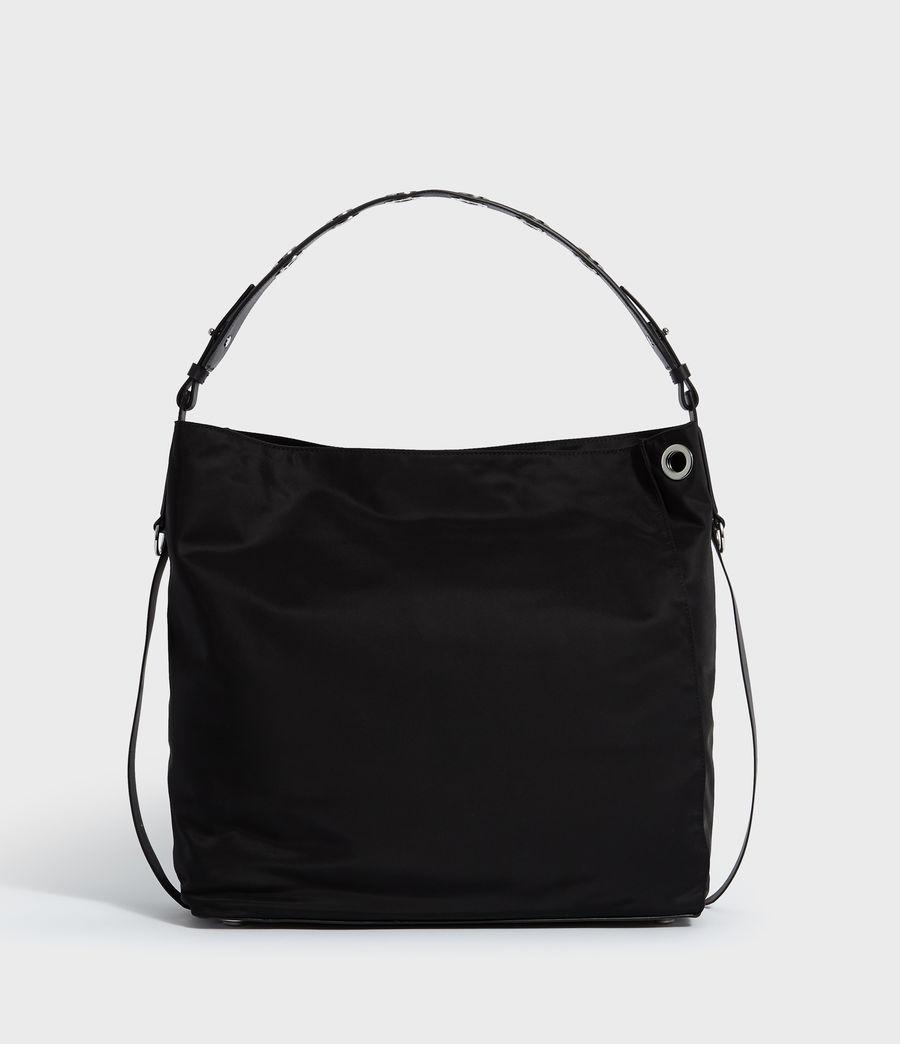 Womens Nilo North South Tote Bag (black) - Image 6