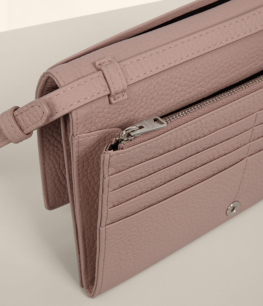 Mujer Bolso cruzado Fetch Wallet (blush_pink) - Image 4