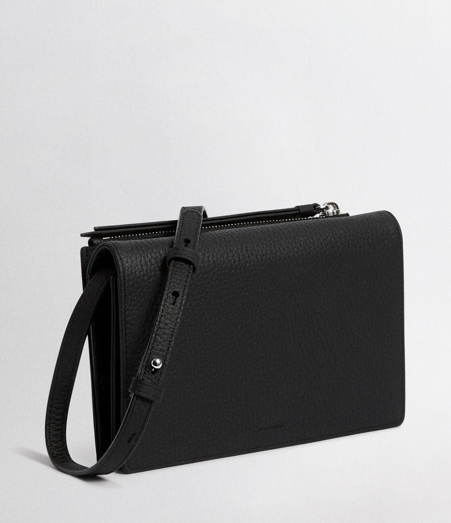 Women's Fetch Wallet Crossbody (black) - Image 3