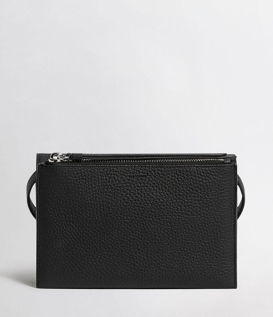 Women's Fetch Wallet Crossbody (black) - Image 6