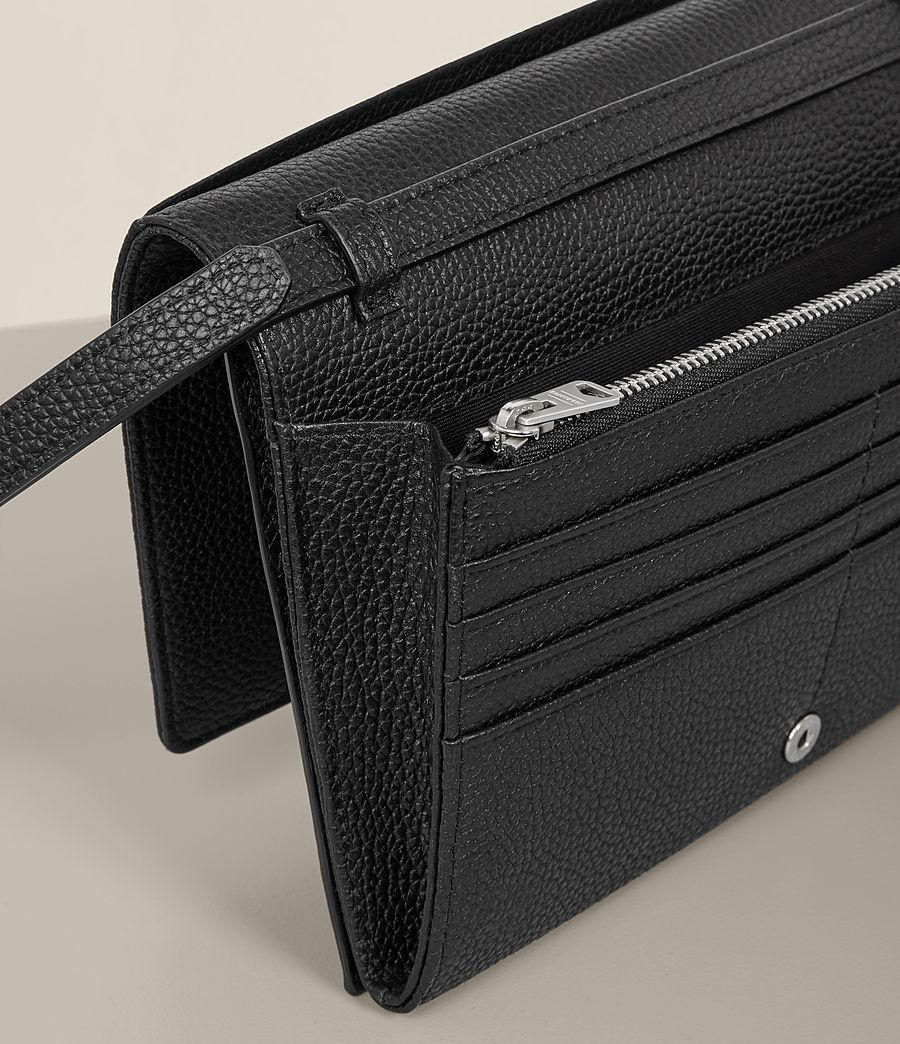 Womens Suzi Wallet Crossbody (black) - Image 3