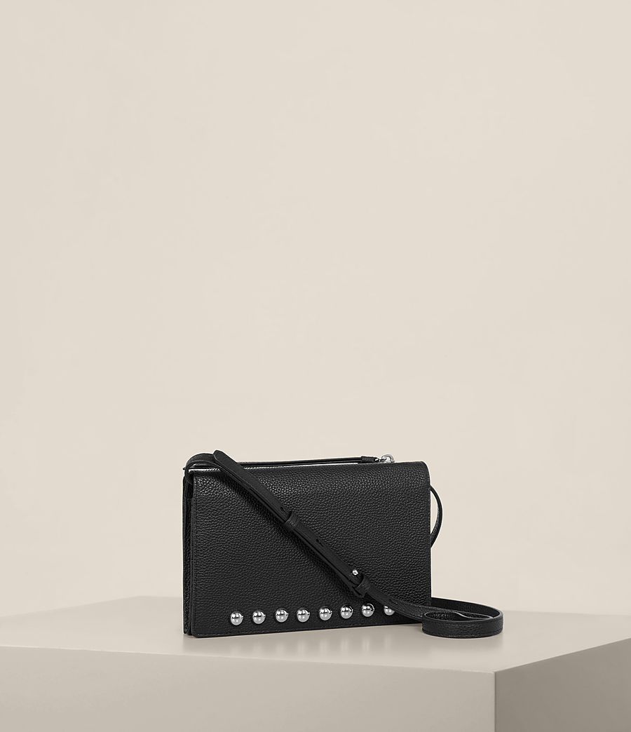 Womens Suzi Wallet Crossbody (black) - Image 4