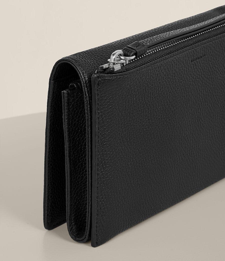 Womens Suzi Wallet Crossbody (black) - Image 5