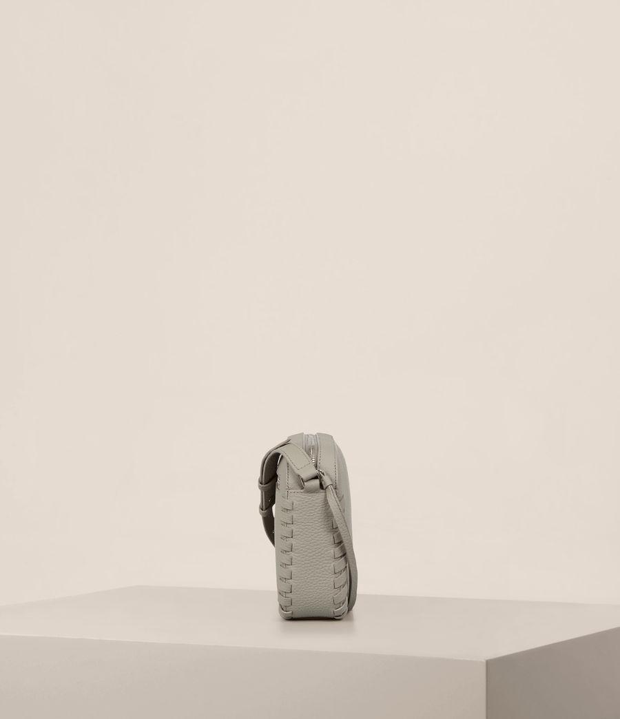 Damen Kepi Mini Crossbody (taupe_grey) - Image 6