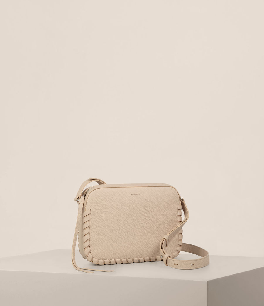 Women's Kepi Mini Crossbody (natural) - Image 3