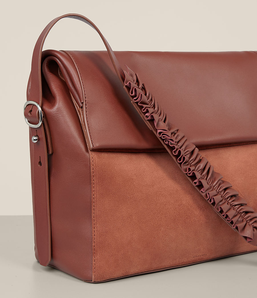 Women's Maya Shoulder Bag (sienna_brown) - Image 3