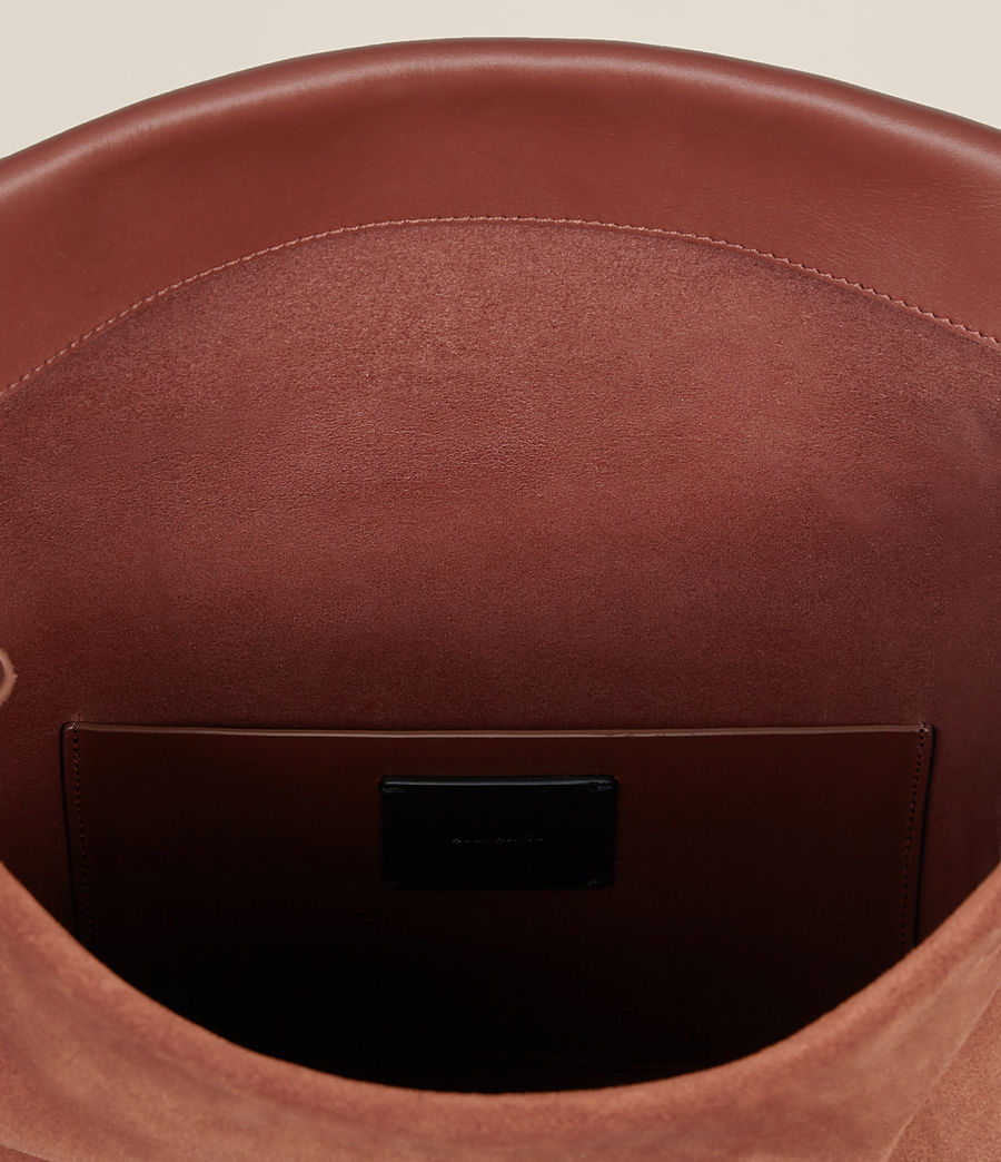 Women's Maya Shoulder Bag (sienna_brown) - Image 6