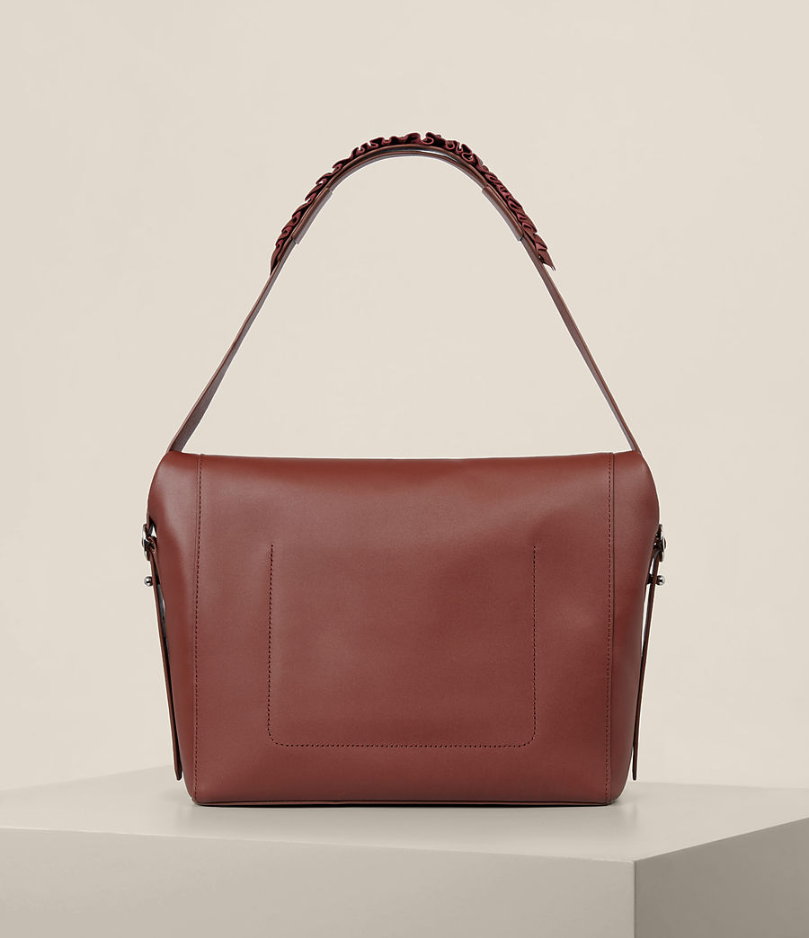 Women's Maya Shoulder Bag (sienna_brown) - Image 7