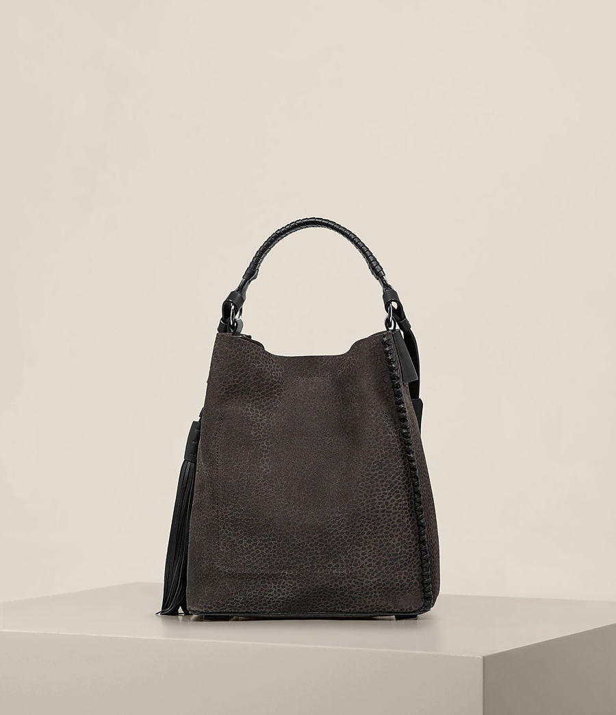 Donne Borsa hobo Pearl Mini (graphite_black) - Image 7