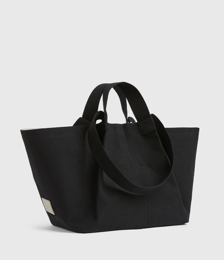 Damen Clarendon East West Tote Bag (black) - Image 1