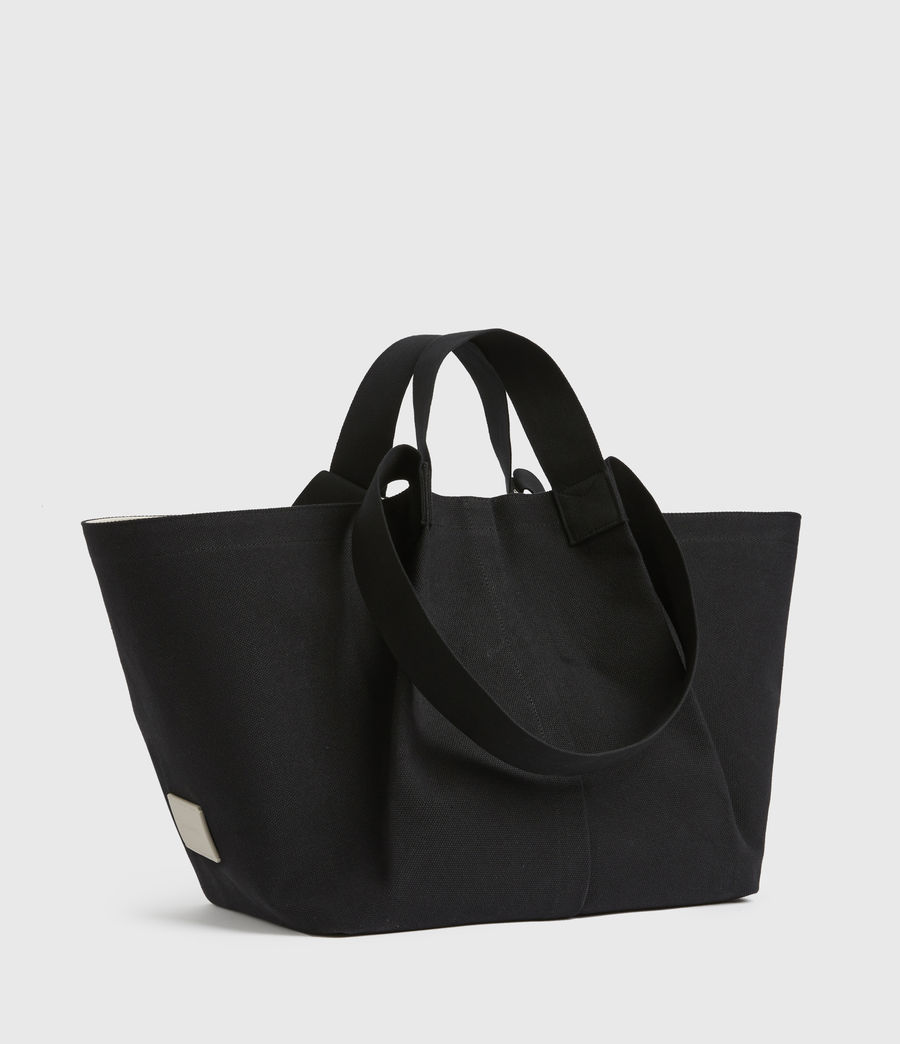 Womens Clarendon East West Tote Bag (black) - Image 1