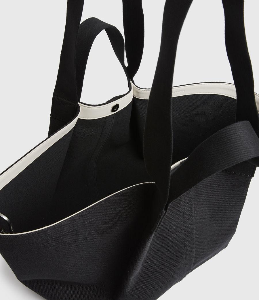 Damen Clarendon East West Tote Bag (black) - Image 2