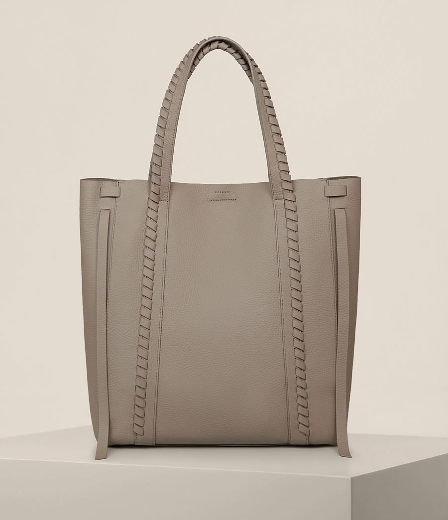 Damen Ray North South Tragetasche (taupe_grey) - Image 1
