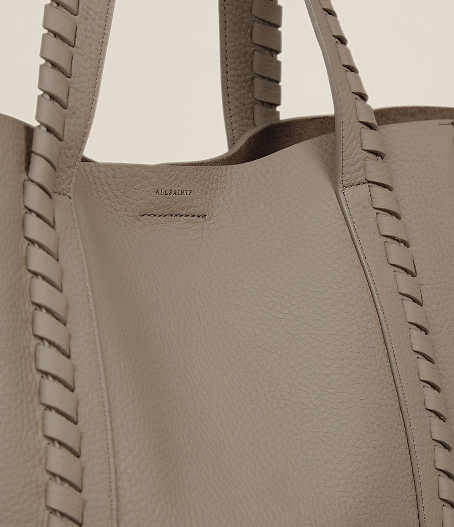 Damen Ray North South Tragetasche (taupe_grey) - Image 3