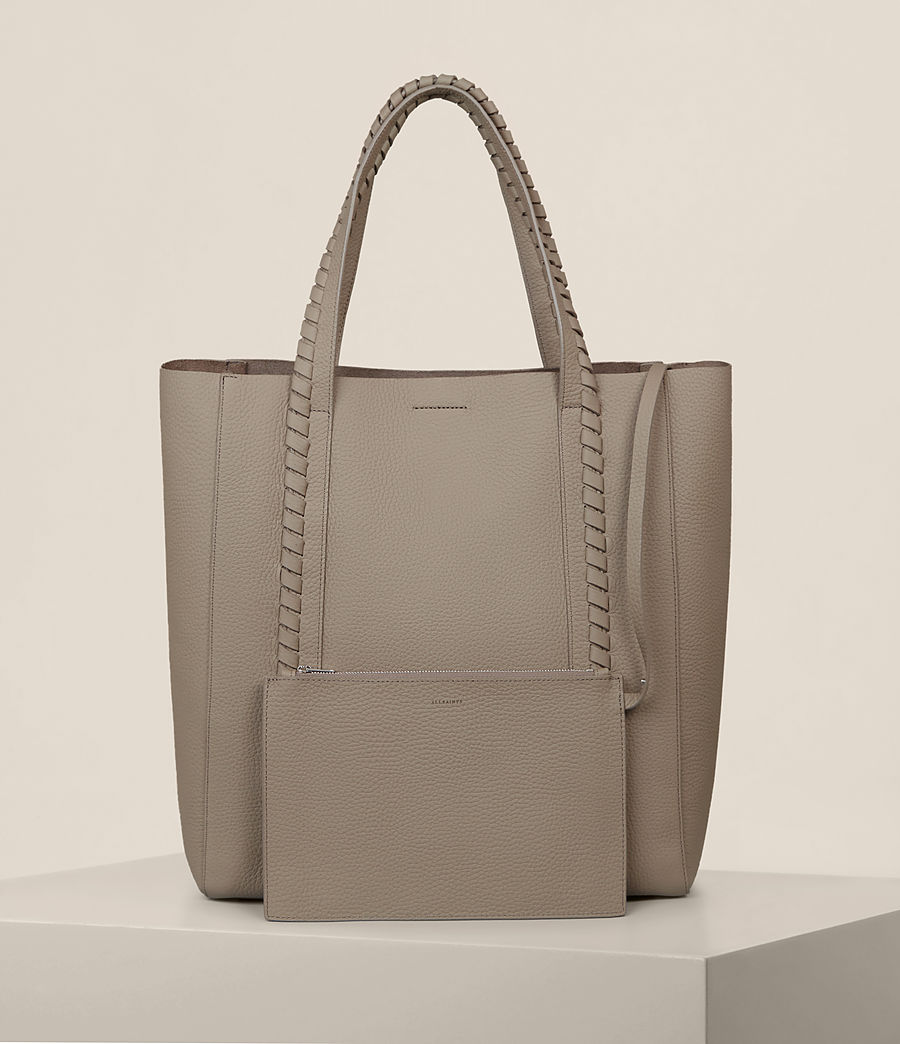 Damen Ray North South Tragetasche (taupe_grey) - Image 7