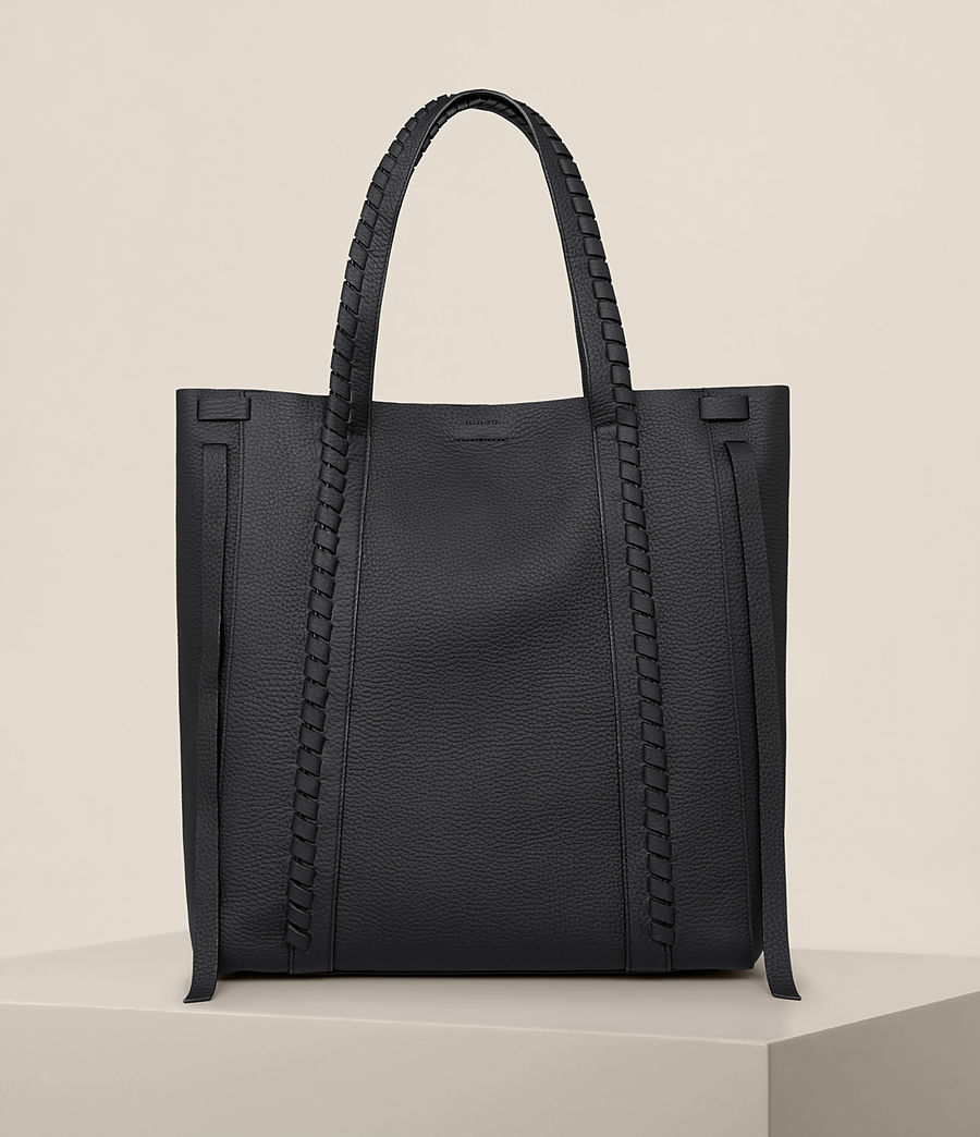 Femmes Ray North South Tote (black) - Image 1