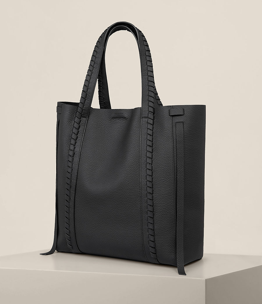 Femmes Ray North South Tote (black) - Image 6