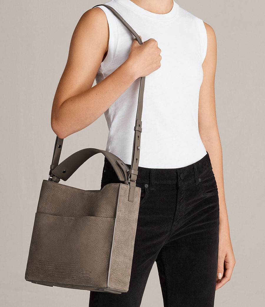 Women's Cooper East West Tote (ash_grey) - Image 2