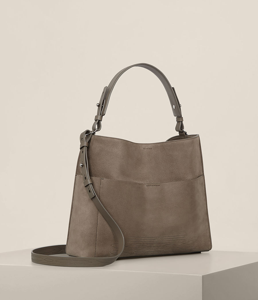 Women's Cooper East West Tote (ash_grey) - Image 5