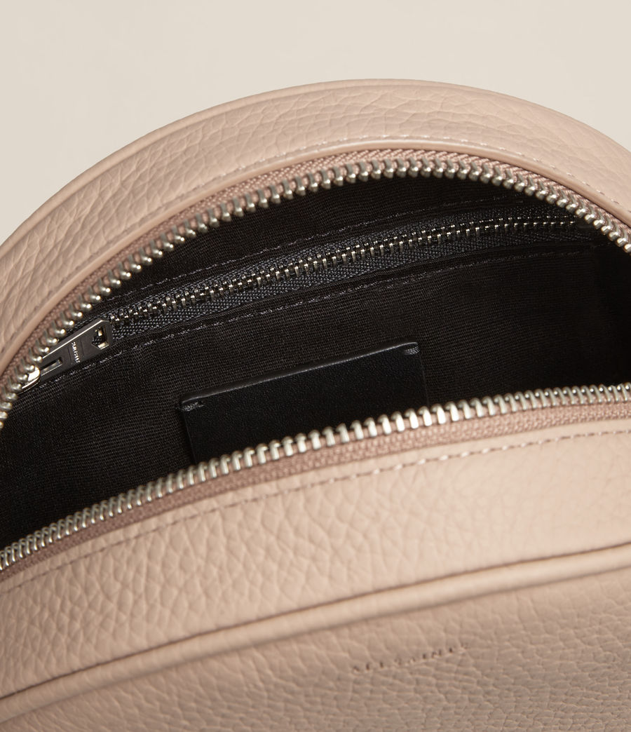 Womens Kepi Round Crossbody (blush_pink) - Image 6
