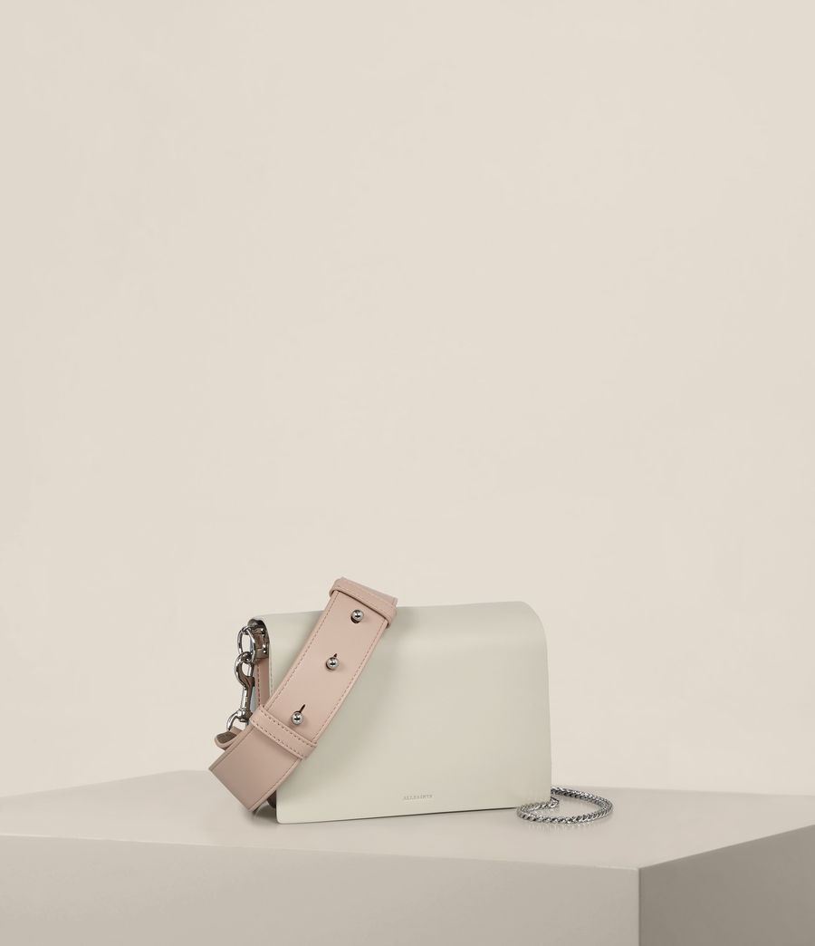 Mujer Bolso Zep Multi (lamb_white) - Image 3
