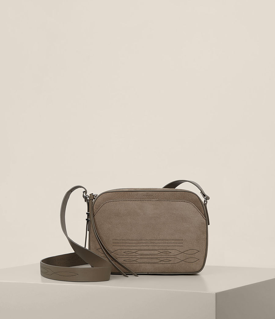 Donne Borsa Cooper stile camera bag (ash_grey) - Image 1