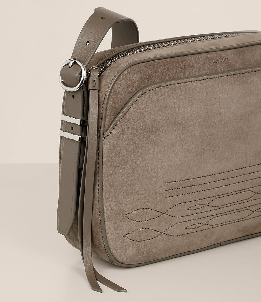 Donne Borsa Cooper stile camera bag (ash_grey) - Image 3