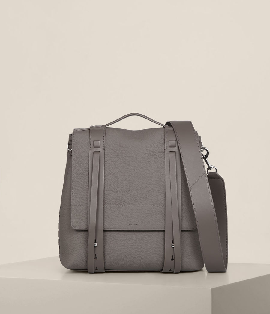 Womens Fin Lea Backpack (whisper_grey) - Image 6