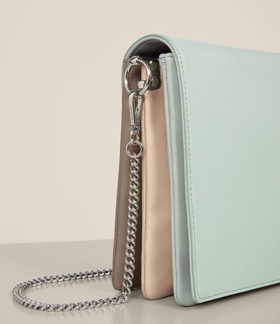 Mujer Bolso Zep Multi Box (mint_green) - Image 6
