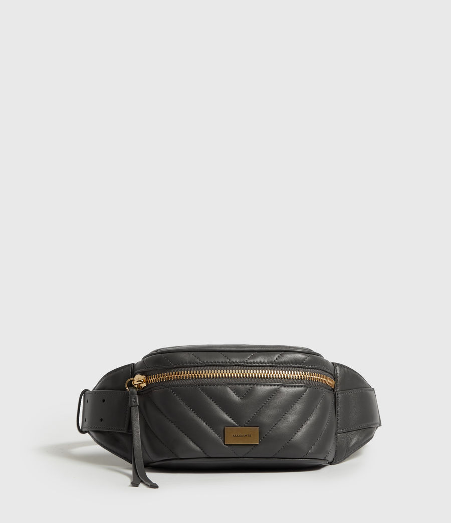Justine Leather Bumbag by Allsaints