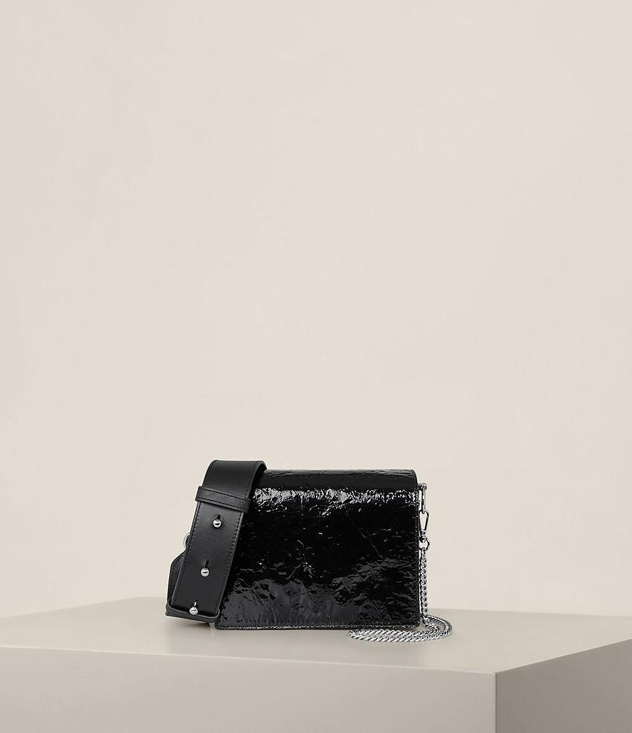 Donne Borsa Zep Shoulder (shiny_black) - Image 1