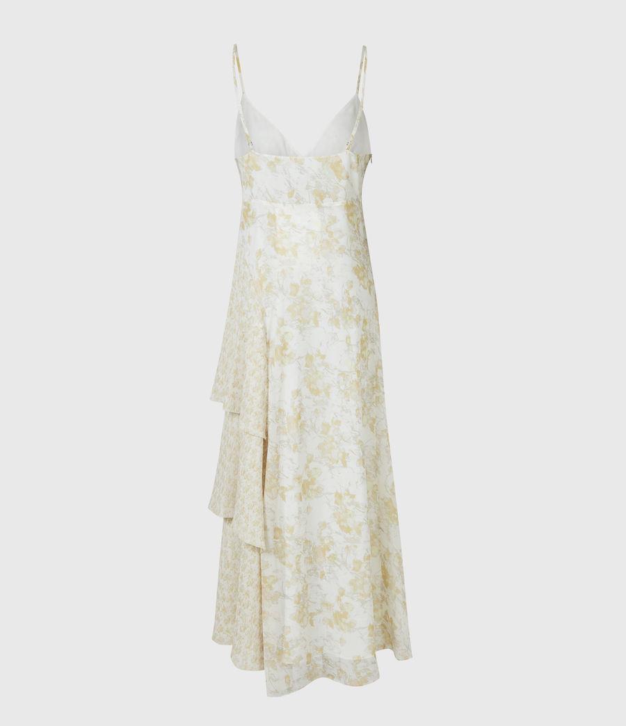 Damen Kali Marble Dress (beige) - Image 3