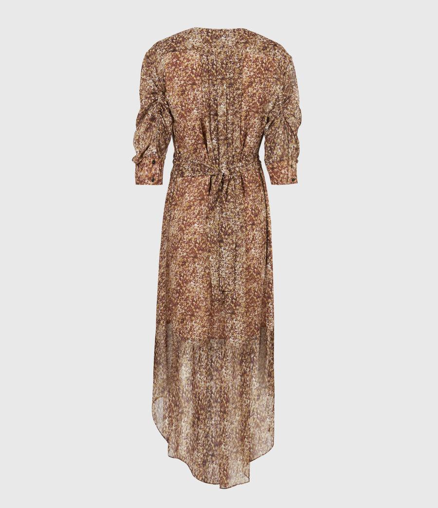 Women's Ina Tabby Dress (chestnut) - Image 3
