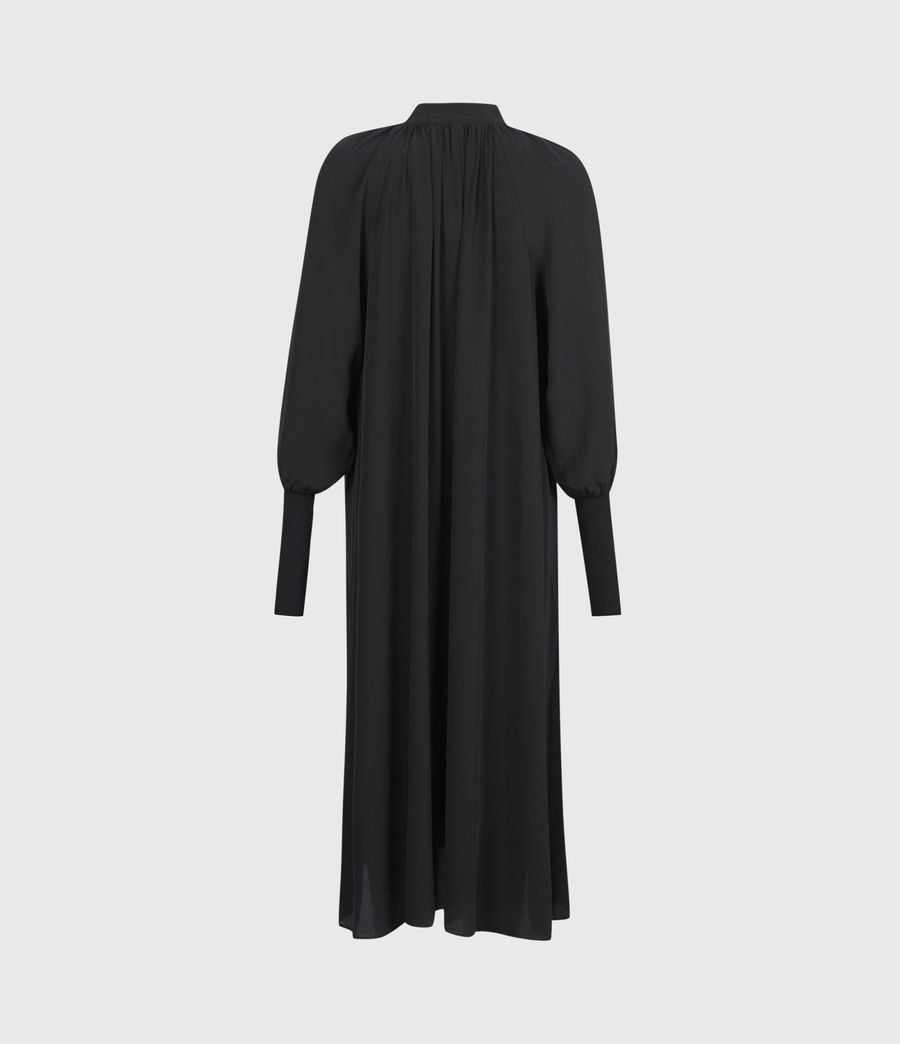 Womens Serin Dress (black) - Image 3