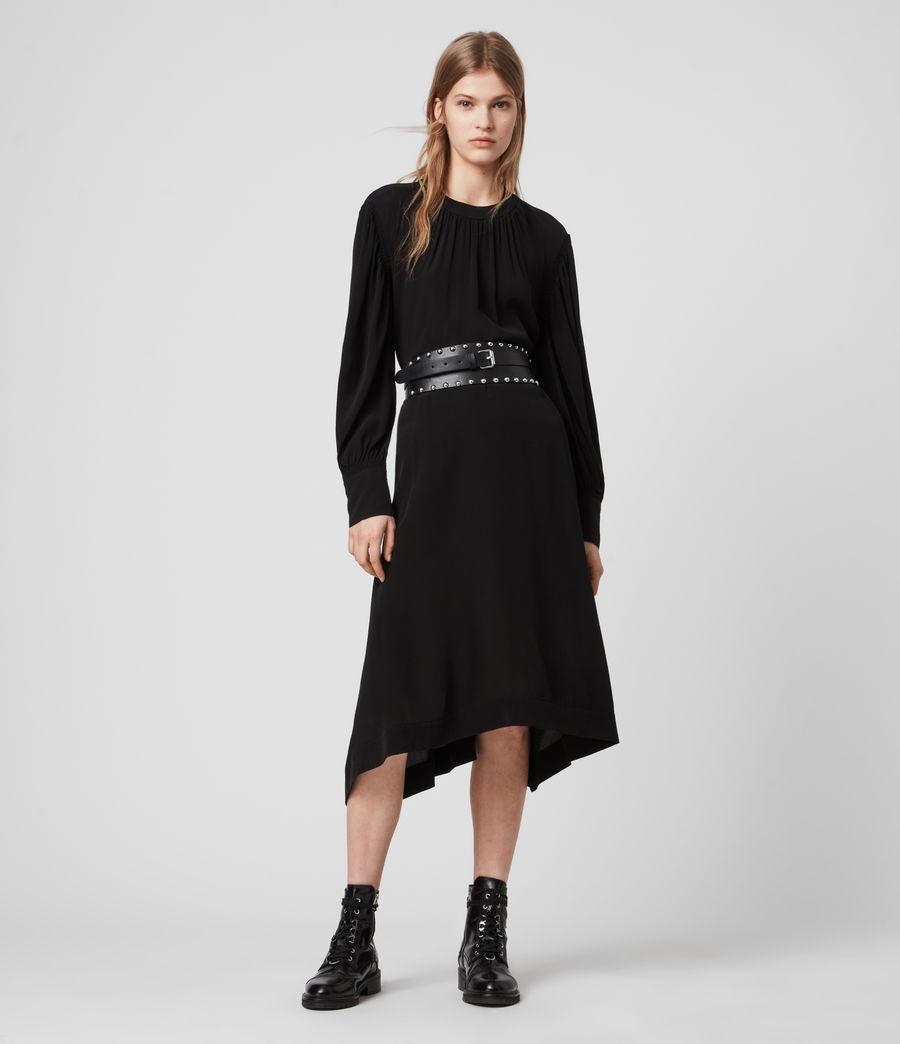 Damen Fayre Kleid (black) - Image 1