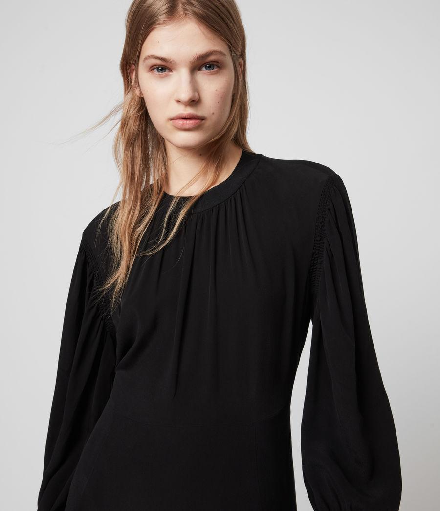 Damen Fayre Kleid (black) - Image 2