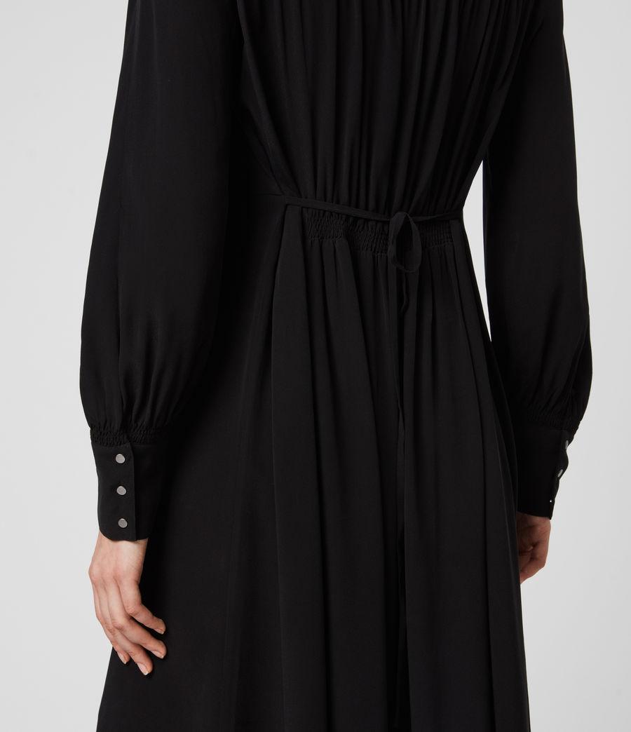 Damen Fayre Kleid (black) - Image 5