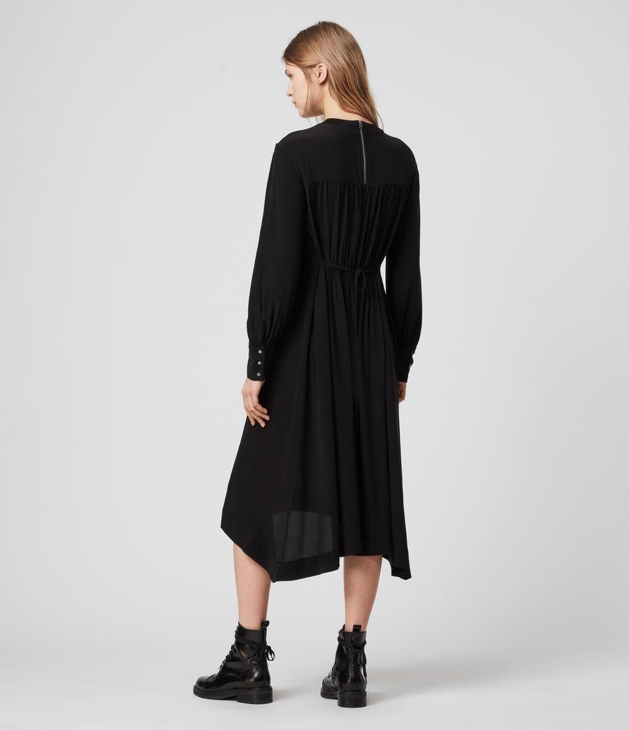 Damen Fayre Kleid (black) - Image 6