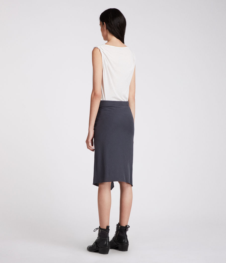 Women's Sur Skirt (washed_black) - Image 5
